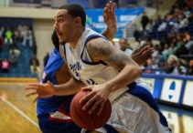 The FSU vs Elizabeth City State mens basketball game on Monday January 6, 2014